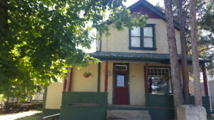 Charming updated home with income producing studio