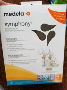 Medela symphony breast pump kit