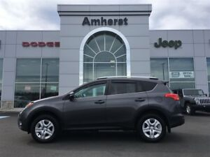 2013 Toyota RAV4 LE 1 OWNER  WARRANTY UP TO 200,000 km