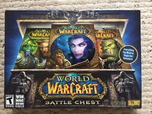 WORLD OF WARCRAFT BATTLE CHEST