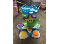 Little tikes stand and dance star fish toy