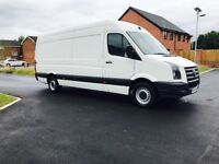 Vw Crafter Cr35tdi 2.5diesel 57 Plate but 2008 full history service from new