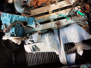 1969 omc complete drive assembly