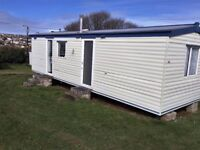 Newquay Static Caravan - 6 berth family friendly - Any week in September £225