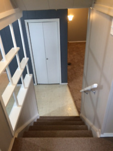 Bright and very clean 2 bedroom basement suite