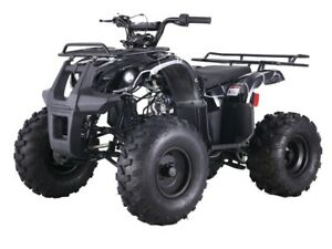 ATVS 125 WITH REVERSE  1-800-709-6249  full auto for kids