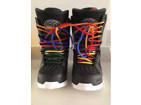 ThirtyTwo Snowboard Boots - Mens TM-TWO multi coloured - NEVER WORN