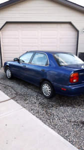 4 Dr sedan excellent condition and economical! Reduced!