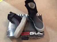 Pair of Child's Gul Wetboots Size 1. New, unused and in original packaging