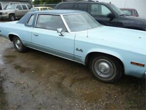 1975 Plymouth Grand Fury Brougham