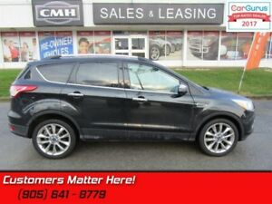 2015 Ford Escape SE  NAV, LEATHER, PWR-GATE, PWR-SEAT, CHROME-PK