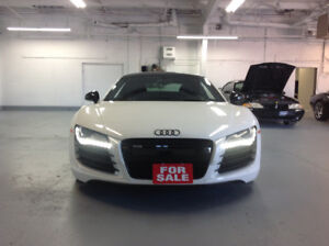 2008 Audi R8 Automatic Coupe (2 door)