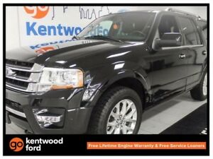 2017 Ford Expedition Limited, ecoboost, NAV, sunroof, heated/coo