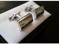 Men's cufflinks/accessories- NEW BOXED- ideal gift