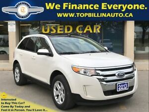 2013 Ford Edge SEL AWD, Navigation, Leather, Roof, Backup Camera