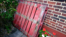 Wooden pallet free, collection only from Lewisham SE London