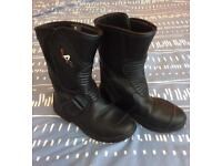 Akito ladies motorcycle boots