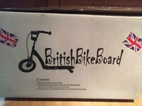 British bike boards