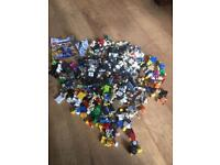 over 100 lego characters for sale