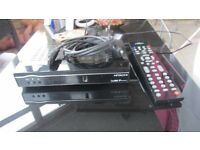 Hitachi HDR5T01 freeview box get HD RECORD forward search backward search and pause a programme