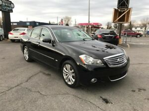 Infiniti M35 Luxury AWD-NAVIGATION-CAMERA 2009