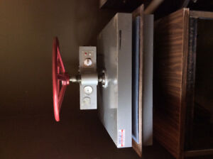 Drytac 25x25, Hot Mounting Press.
