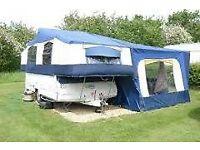 Conway crusader folding camper (same as Pennine pathfinder)