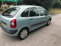 CITIREON PICASSO 1.6 2003 MOT HISTORY DRIVES THE BEST