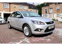 FORD FOCUS 1.6 TDCI TITANIUM 4 DOOR SALOON FSH HPI CLEAR SATNAV EXCELLENT CONDITION