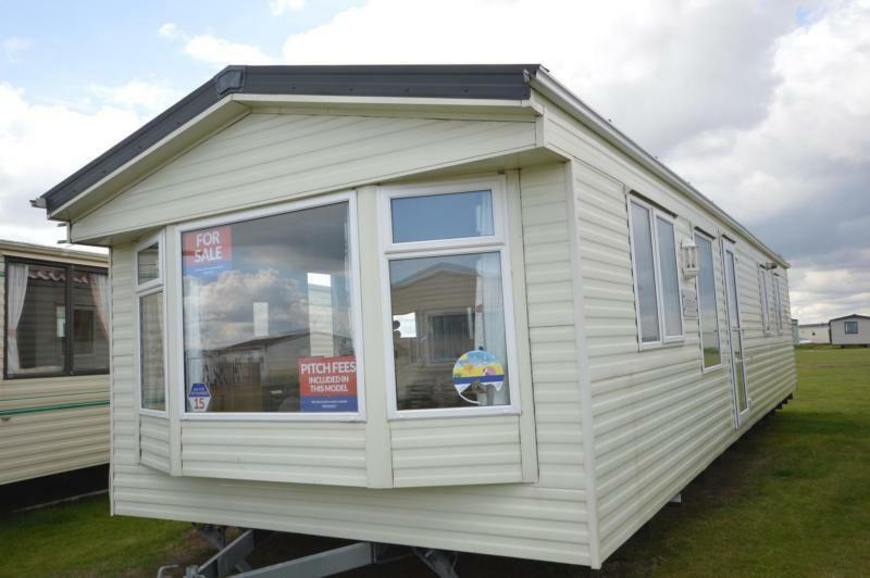 Static Caravan Isle of Sheppey Kent 3 Bedrooms 8 Berth Willerby Salisbury 2009