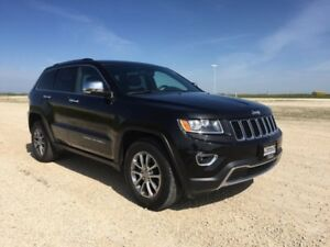 2015 Jeep Grand Cherokee Limited 4x4 w/Sunroof