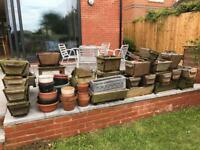 SOLDPlanters and pots
