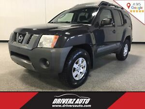 2007 Nissan Xterra Off Road OFF ROAD, 6 SPEED MANUAL, 4X4
