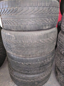 245/45R18 Good Year Eagle F1 Set of 4 Tires
