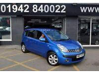 2007 07 NISSAN NOTE 1.6 SE 5D 109 BHP 5DR AUTO HATCH, GENUINE PX, 33-000M SH,