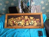 Large teddy bear picture