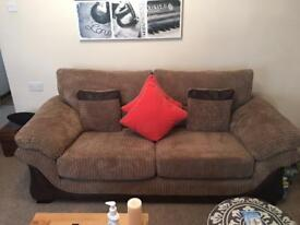 2 x well looked after sofas I originally bought from DFS