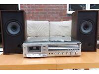 Triumph TMC 200D Record/Cassette & Radio Player