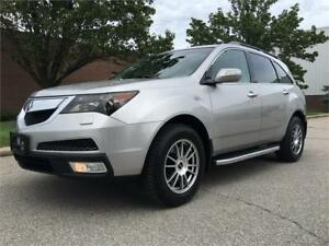 2010 Acura MDX Tech Pkg - A Class Leading design ...