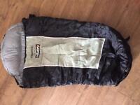 Vango nitestar mini sleeping bag for camping