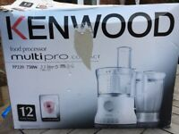 Kenwood Multi food processor and blender