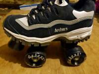 Roller trainers