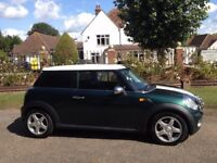 MINI COOPER 1.6 2006(56) FULL YEARS MOT FULL SERVICE HISTORY-HALF LEATHER-ALLOY WHEELS-AIR CON-CD
