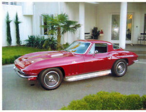 ORIGINAL 1966 Corvette 427/ 390HP