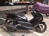 2012 Honda PCX 125 (12,000 mileage)