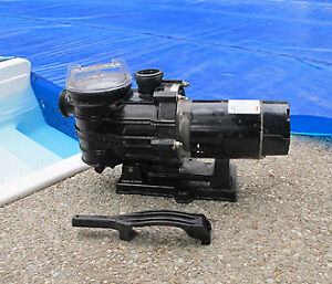 Swimming Pool Pump - Emerson 1HP motor