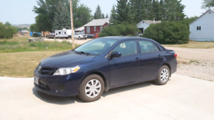 2012 Toyota Corolla CE - Safety SGI approved already completed