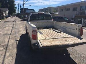 2006 tundra 4x4 work truck