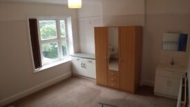 Room to let in purpose built HMO (house of multiple occupancy)