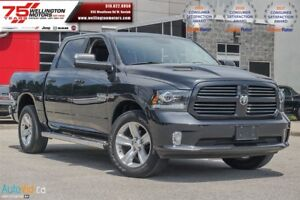 2014 Ram 1500 Sport | REMOTE START | HEATED SEATS | GPS .......